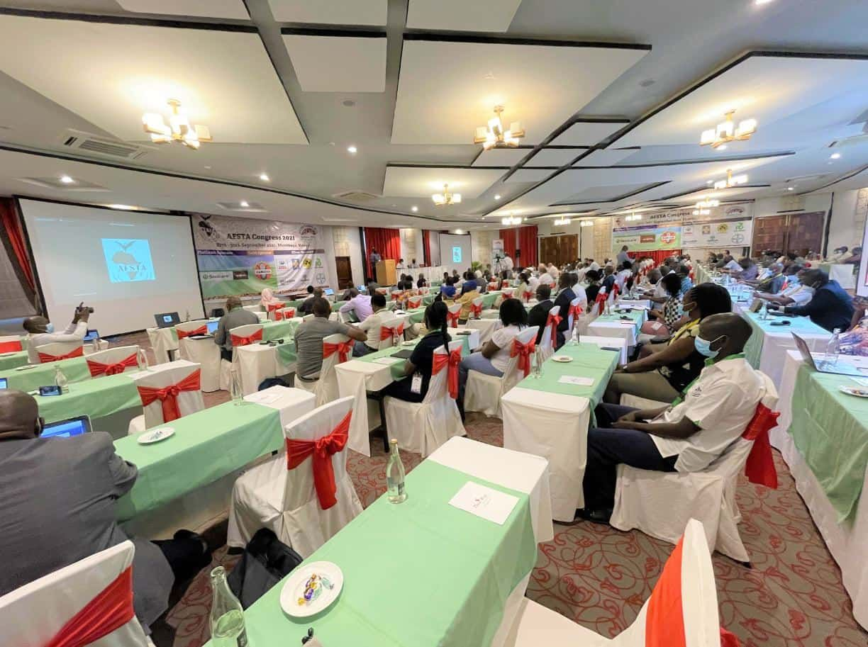 AFSTA at the heart of seed stakes on the African market Opening ceremony