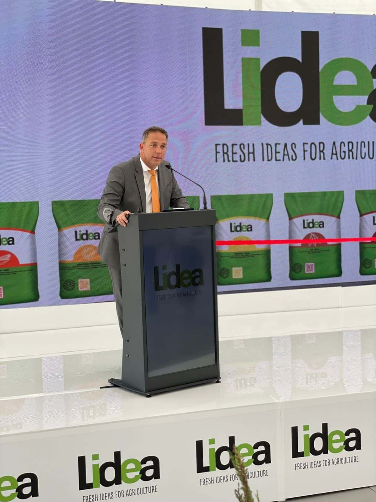 LIDEA OPENS NEW SEED PRODUCTION AND PACKAGING PLANT IN BRĂILA, ROMANIA